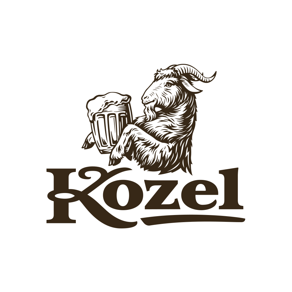 Kozel logó